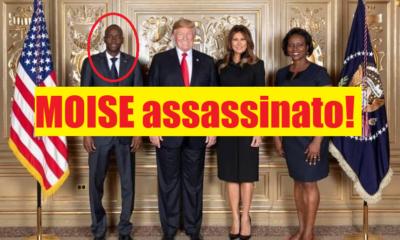 Jovenel Moïse, Donald Trump, Melania Trump, Martine Moïse.jpg