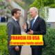 Biden e Macron