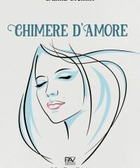 Chimere d'amore, cover libro, Cremisi