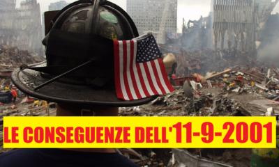 New York, NY, 25 settembre 2001 -- Un vigile del fuoco esamina il guscio rimanente e le tonnellate di detriti del World Trade Center
